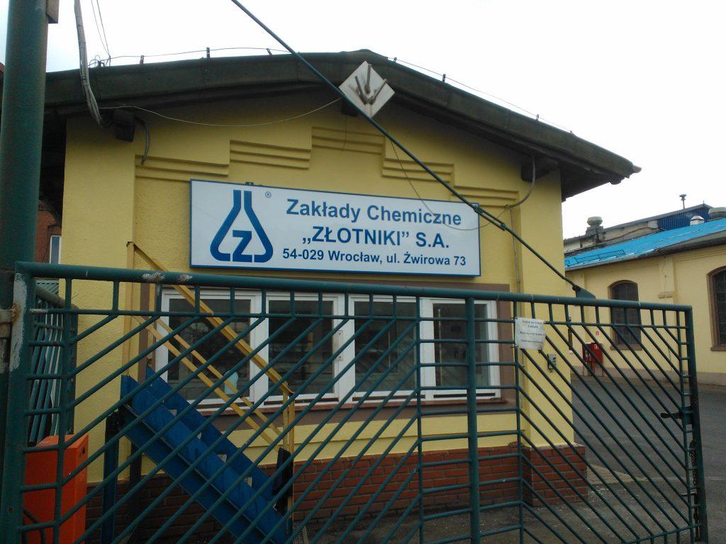 Kaseton świetlny jednostronny z aluminium http://zlotniki.com.pl/
